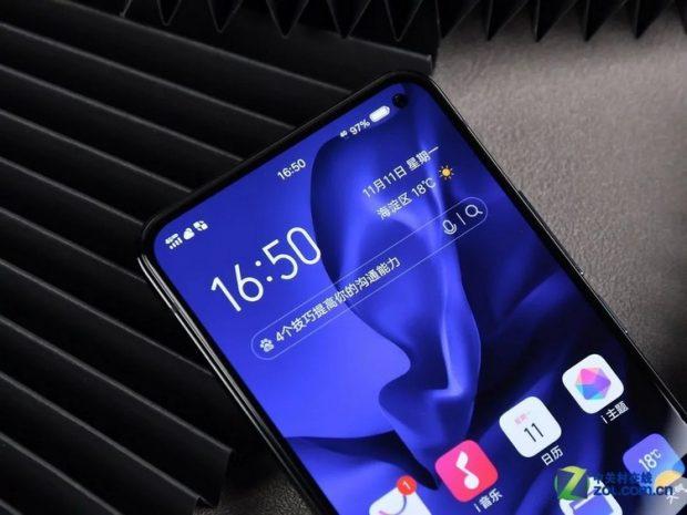 تصاویر هندزآن گوشی ویوو اس 5