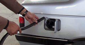خودرو آب سوز