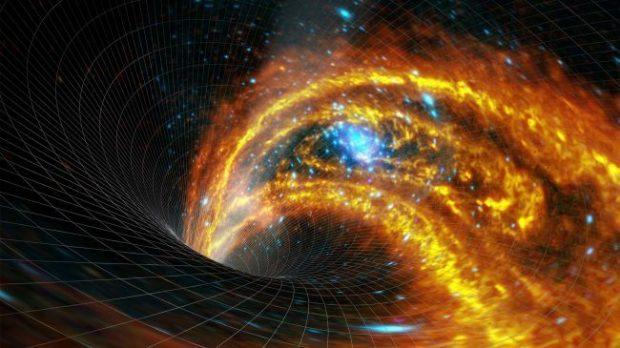 اسرار سیاه چاله ها