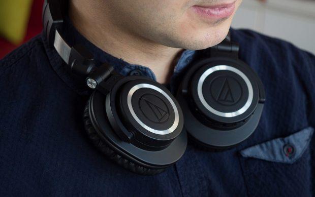 هدفون Audio-Technica ATH-M50xBT