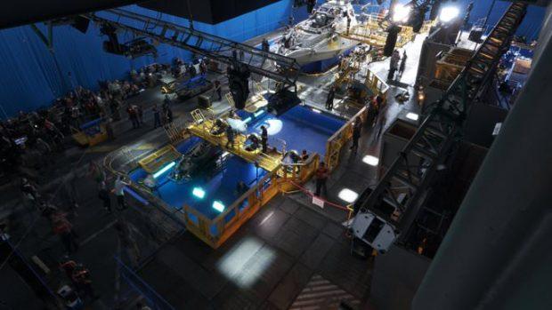 مراحل فیلمبرداری لایو اکشن آواتار ۲ با انتشار تصویری از پشت صحنه به پایان رسید