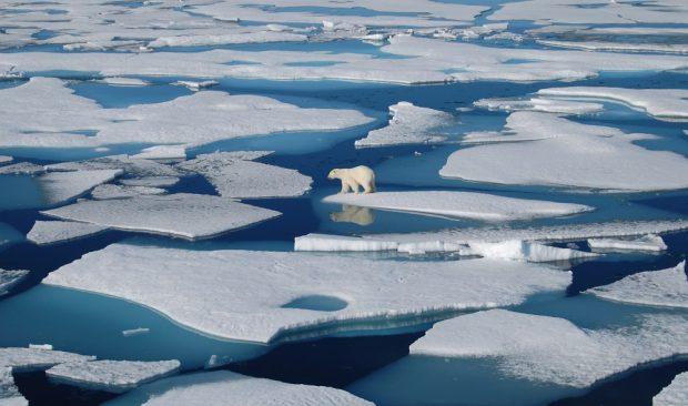 صفحه یخی گرینلند