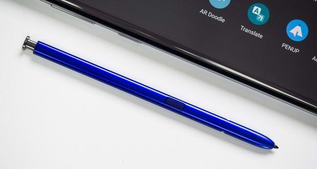 قلم گلکسی نوت 10 لایت