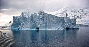 عمیق ترین دره جهان در قطب جنوب