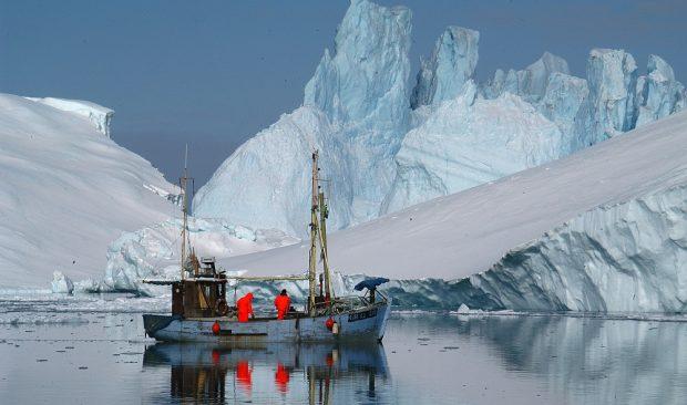 یخچال طبیعی گرینلند