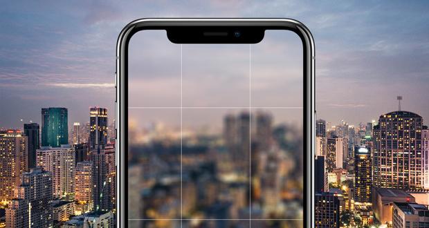 رفع تاری تصاویر دوربین گوشی های هوشمند