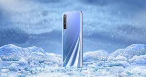 گوشی 5G ریلمی ایکس 50 در یک پوستر