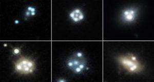 تلسکوپ فضایی هابل کوچکترین توده های ماده تاریک را کشف کرد