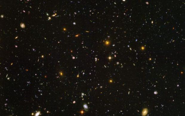 راز ماده تاریک