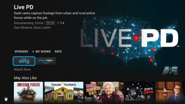 دانگل TiVo Stream 4K