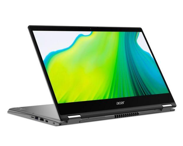 لپ تاپ های کانورتیبل ایسر اسپین