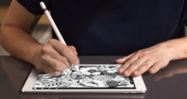 پتنت نسل جدیدقلم هوشمند اپل