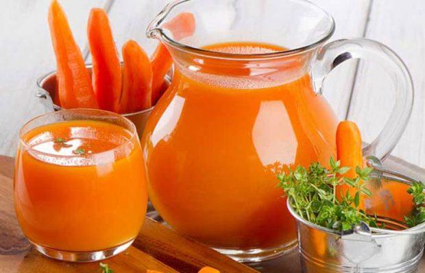 آب هویج
