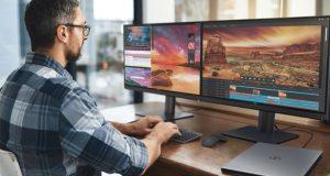 مانیتورهای جدید DELL و Alienware