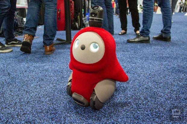 ربات Lovot با ظاهری بانمک، دوست ماشینی و کوچک شماست