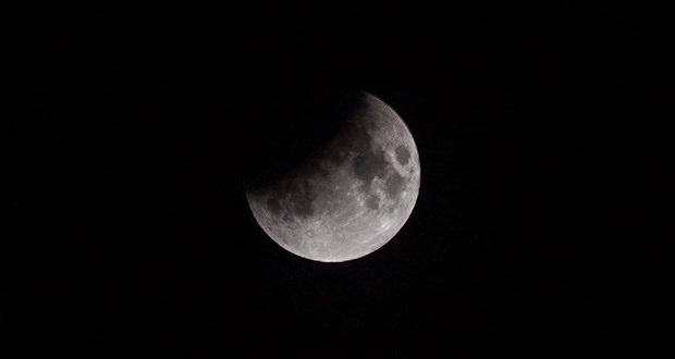 ماه گرفتگی 20 دی 98