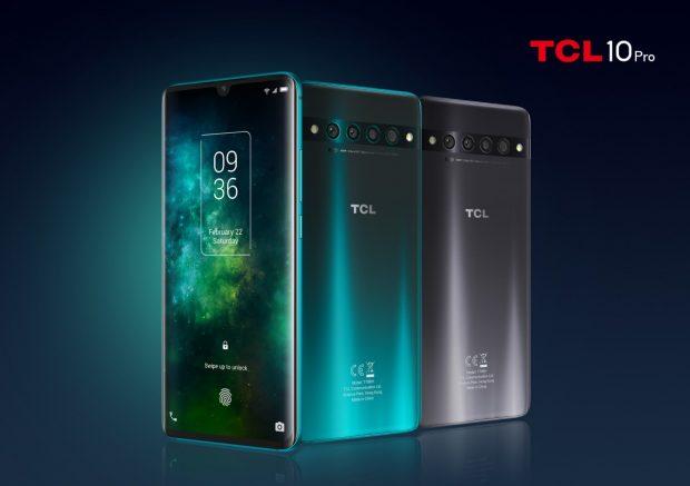 گوشی های TCL 10