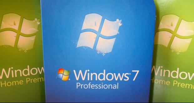 ویندوز 7 مایکروسافت