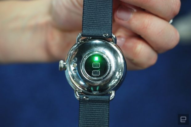 ساعت هوشمند ویتینگز