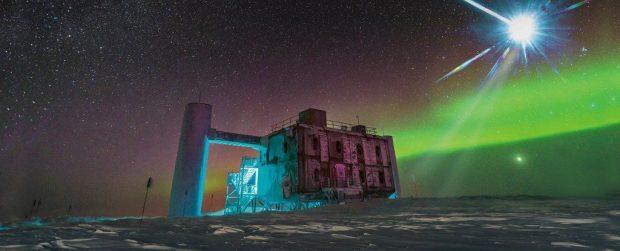 ناتوانی نوابغ فیزیک در کشف ماهیت ذرات ارواح قطب جنوب
