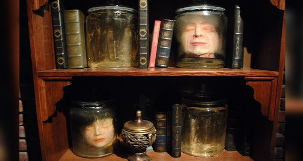 انتقال گنجینهای از اشیا عجیب و غریب به موزهای در آمریکا