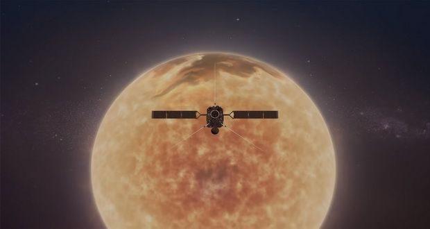 مدارگرد خورشیدی ناسا با موفقیت به فضا پرتاب شد