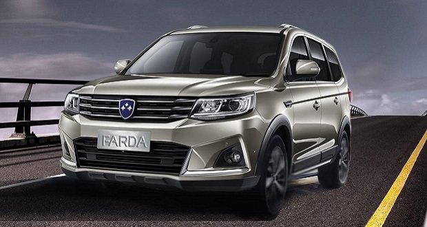 فروش خودرو جدید فردا SX6 در بهمن 98 آغاز شد