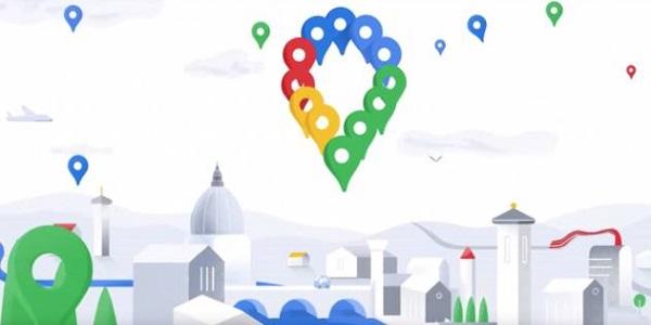 برنامه گوگل مپ