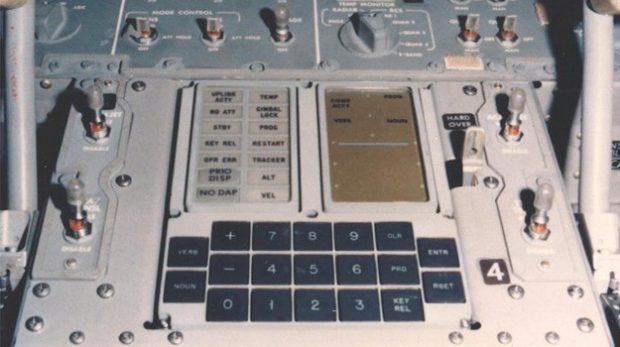 کامپیوتر آپولو 11