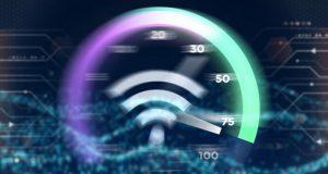 سرعت اینترنت خانگی