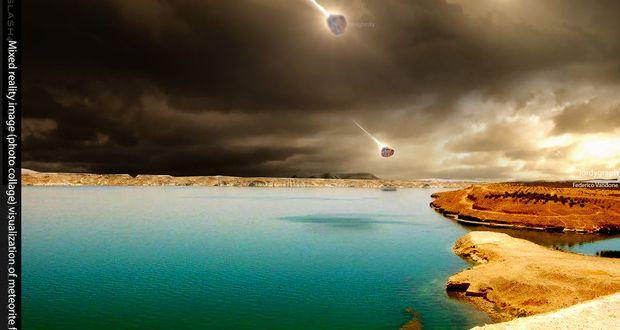 ماجرای سنگی آسمانی که یکی از اولین سکونتگاه های انسان را نابود کرد!