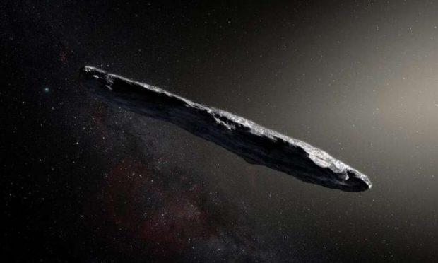 دنباله دار بوریسوف هیچ پیامی را از موجودات فضایی برای ما ندارد!