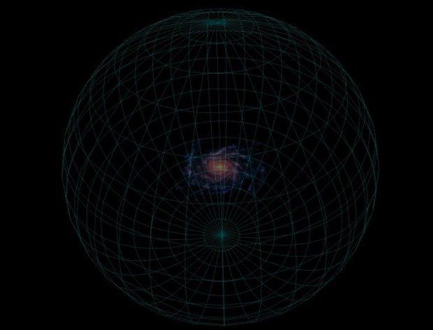 لبه کهکشان راه شیری بسیار دورتر از آن چیزی است که تصور میشود!