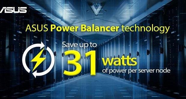 فناوری Power Balancer ایسوس