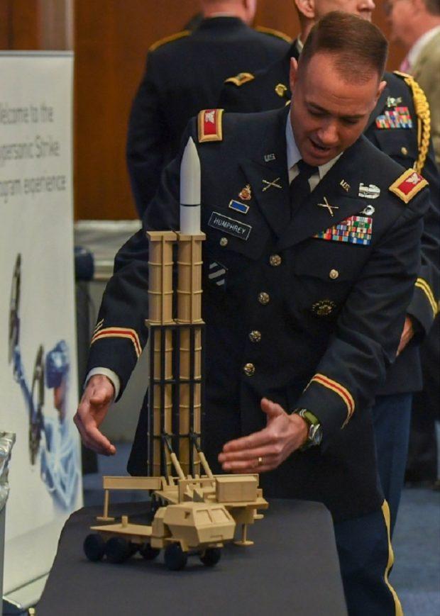 موشک هایپرسونیک جدید ارتش آمریکا