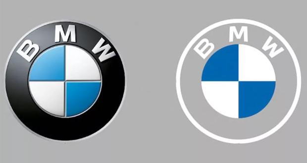اشتباه بزرگ در لوگو جدید BMW