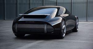 اتومبیل مفهومی خودران هیوندای Prophecy