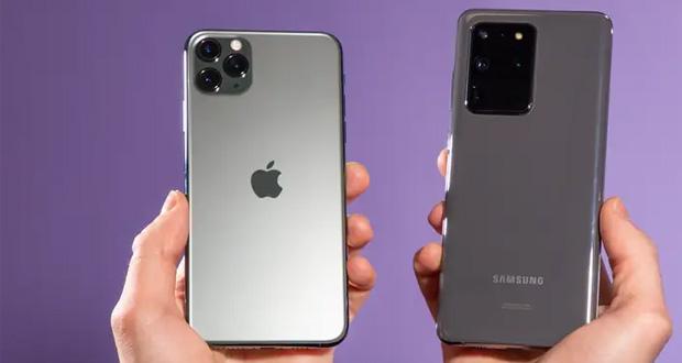 گوشی های آیفون 11