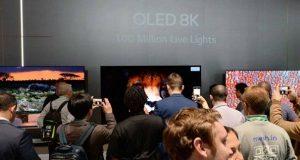 تلویزیون های OLED
