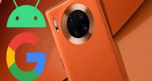 گوگل پلی استور در گوشی های هواوی