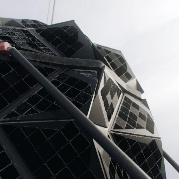 معماران دانمارکی سه ماه در سکونتگاه آزمایشی ماه زندگی خواهند کرد!