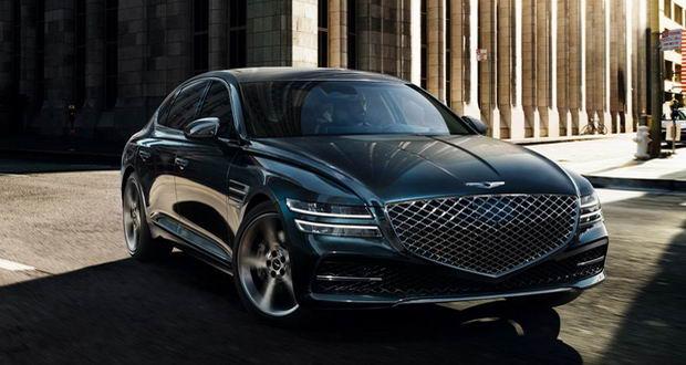 با خودروی جنسیس G80 مدل 2021 آشنا شوید؛ یک سدان لوکس و خوش استایل