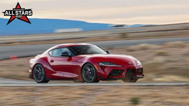 بهترین اتومبیل های سال 2020