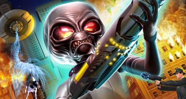 سیستم مورد نیاز بازی Destroy All Humans