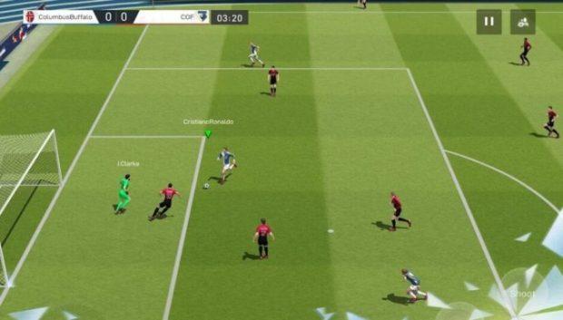 بهترین بازی های فوتبال موبایل