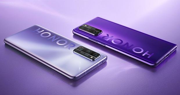 گوشی های سری آنر ۳۰ در نام و ویژگیها از سری هواوی پی ۴۰ الگو گرفتهاند