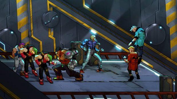 بازی شورش در شهر 4 - Streets of Rage 4