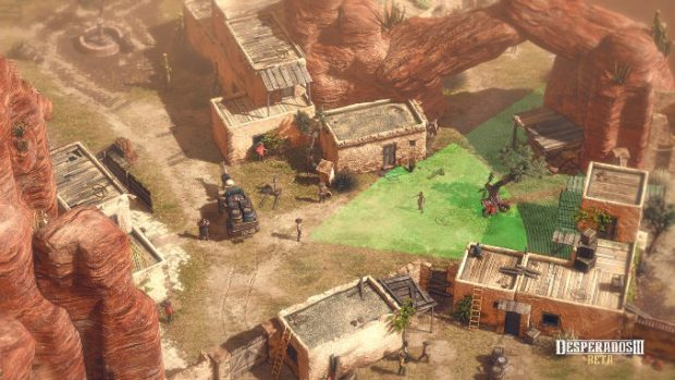 سیستم مورد نیاز بازی دسپرادوز 3