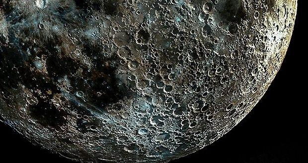 یک عکاس کالیفرنیایی واضح ترین تصویر ماه را ثبت کرد