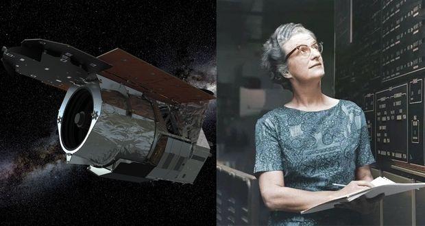قدردانی ناسا از زنان علم و تکنولوژی با نامگذاری تلسکوپ فضایی رومن
